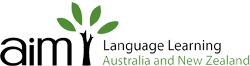 AIM Language Learning ANZ online store
